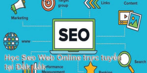 Khóa học Seo Web Online trực tuyến tại Đắk Lắk