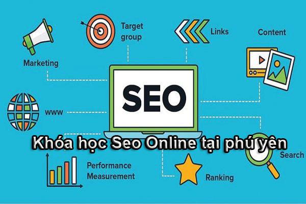 Khóa học seo online tại nhà Phú yên