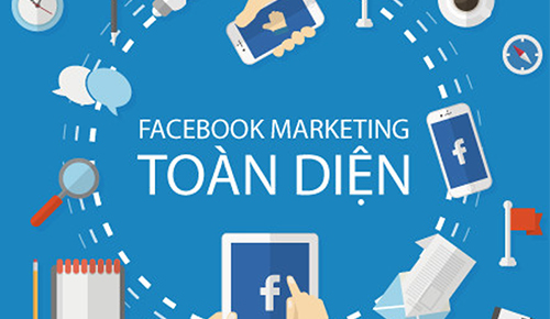 Khóa học Facebook Marketing ở đâu?